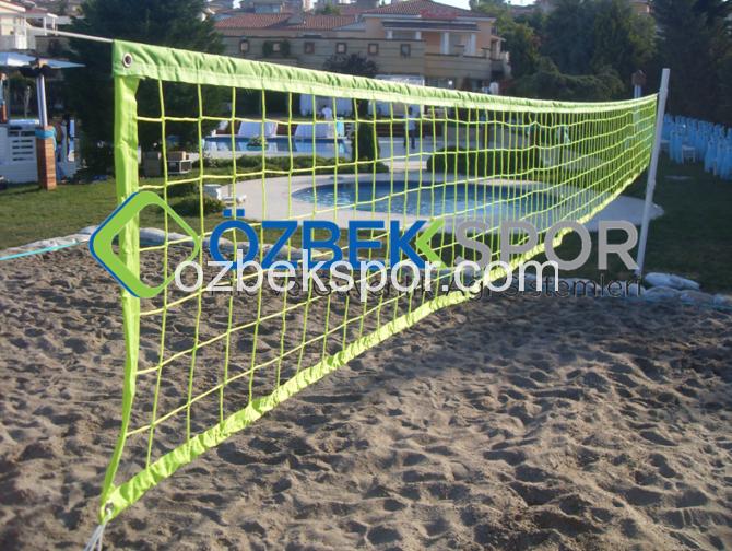 BEACH VOLEYBOL FİLESİ