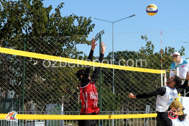 BEACH VOLEYBOL FİLESİ