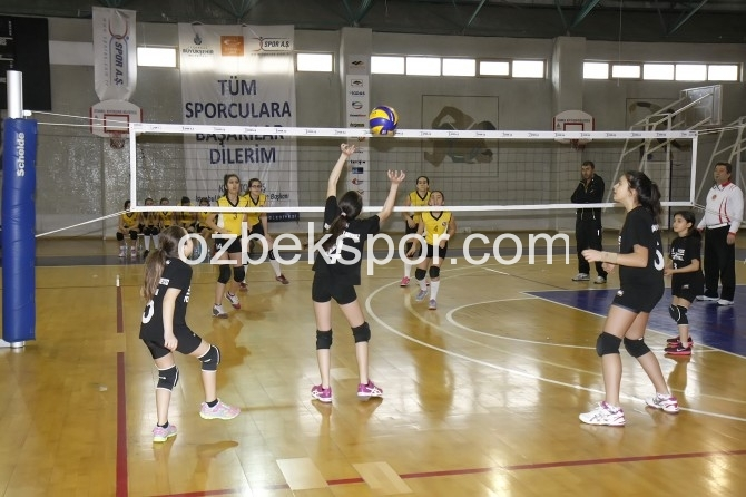 MİNİ VOLEYBOL FİLESİ